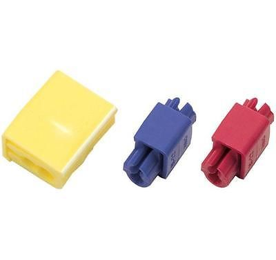 Mercury 785.407 2.5 - 6.0mm Electrical Snap Fit Breakout Connector Yellow - New
