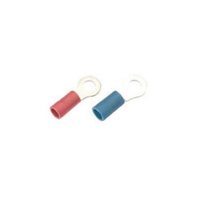 Mercury 782.104 Vinyl Insulated Ring Terminals Electrical Accessories Red 4.3mm