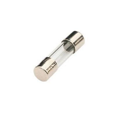 Mercury 787.003 IEC Standards 127 Glass Electrical Fuse 5x 20mm T200mA Slow Blow