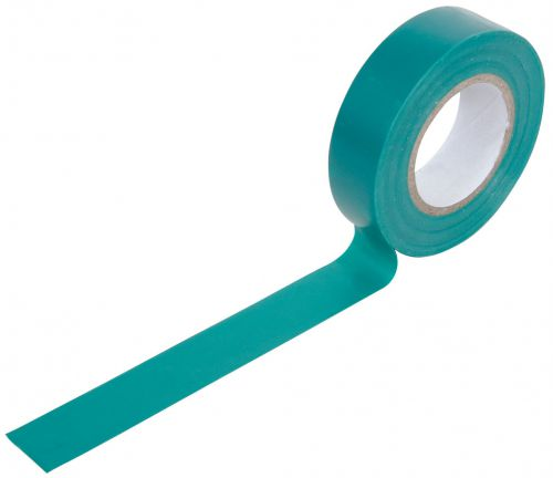 Mercury 710.304 British Standard Approved Electrical Insulation Tape 20m - Green