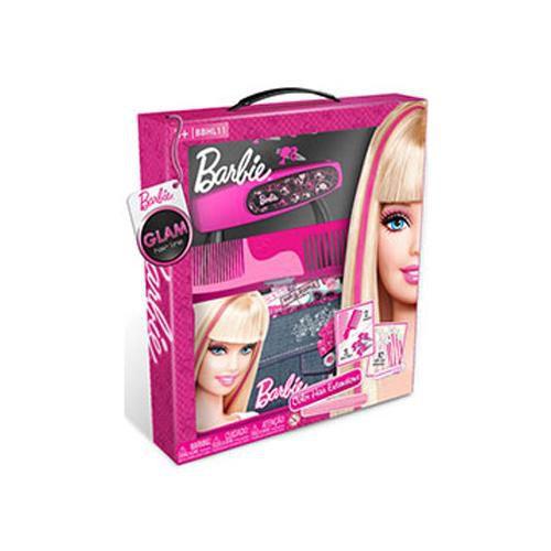 Barbie Barbie Glam Hair Extensions Set Bbhl11 Etwist