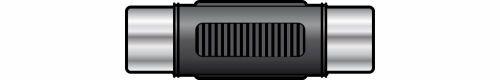AV:Link 761.260 Phono (RCA) Socket to Phono (RCA) Socket for Speaker/Amplifier