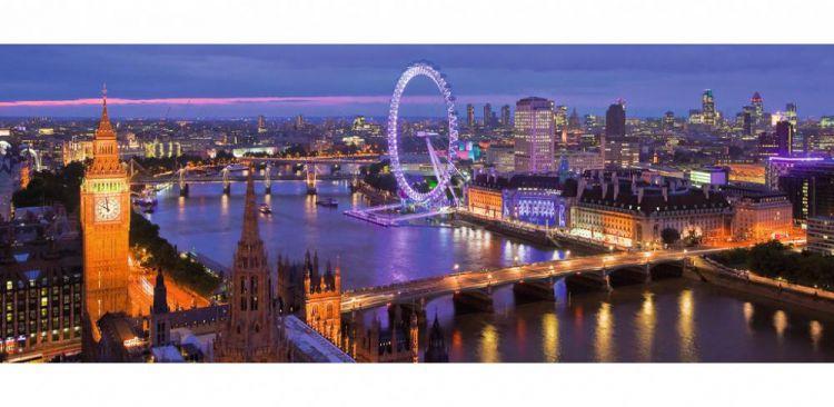 Ravensburger London At Night Jigsaw Puzzle 15064 Etwist