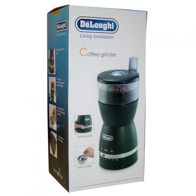 delonghi electric coffee grinder kg49 etwist. Black Bedroom Furniture Sets. Home Design Ideas
